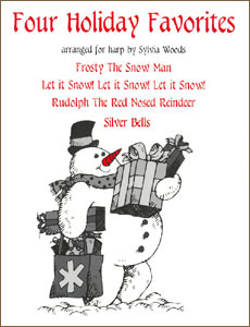 Four Holiday Favorites book by Sylvia Woods
