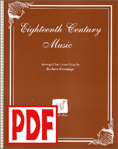 Sonata from 18th Century Music by Barbara Brundage PDF Download