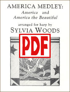 America Medley by Sylvia Woods PDF Download