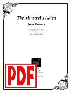 Minstrel's Adieu (Thomas) by Barbara Brundage PDF Download