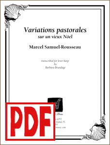 Variations Pastorales (Rousseau) by Barbara Brundage <span class='red'>PDF Download</span>