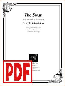 The Swan (Saint-Saens) by Barbara Brundage PDF Download
