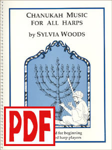 Chanukah Music by Sylvia Woods PDF Download
