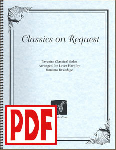 Musetta's Waltz from Classics on Request #1 by Barbara Brundage PDF Download