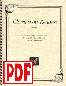 On Wings of Song from Classics on Request #3 by Barbara Brundage PDF Download