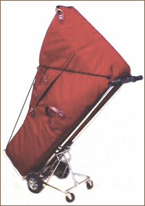 Kart-a-Bag Folk Harp Cart