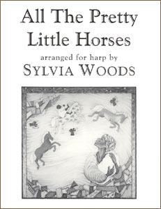 All the Pretty Little Horses sheet music by Sylvia Woods