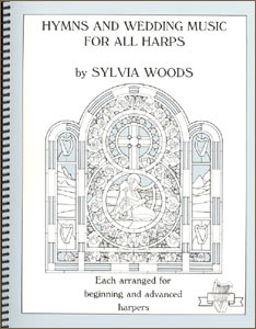Hymns and Wedding Music products by Sylvia Woods: Book and/or CD