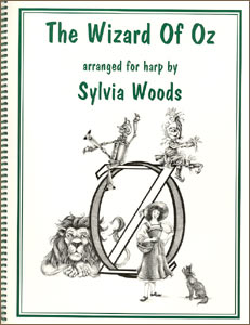 The Wizard of Oz book by Sylvia Woods
