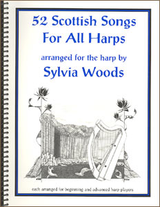 52 Scottish Songs products by Sylvia Woods: Book and/or CD