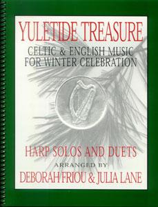 Yuletide Treasure book by Deborah Friou & Julia Lane