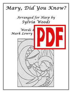 Mary Did You Know by Sylvia Woods PDF Download