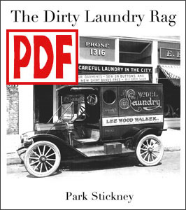 The Dirty Laundry Rag for pedal harp by Park Stickney PDF Download