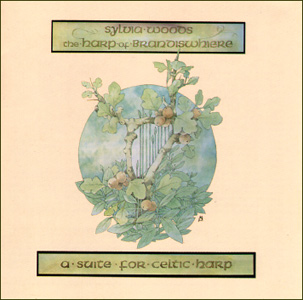 The Harp of Brandiswhiere CD by Sylvia Woods