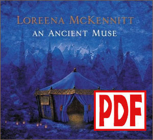 PDF DOWNLOADS from An Ancient Muse by Loreena McKennitt