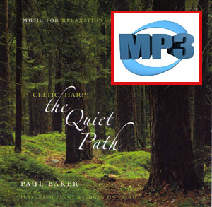 mp3 DOWNLOADS from The Quiet Path by Paul Baker