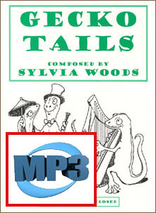 mp3 DOWNLOADS from Gecko Tails by Sylvia Woods