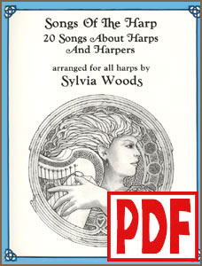 PDF DOWNLOADS from Songs of the Harp by Sylvia Woods