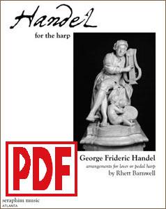 Handel for the Harp by Rhett Barnwell PDF Download
