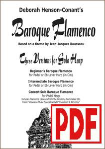 Baroque Flamenco by Deborah Henson-Conant PDF Download