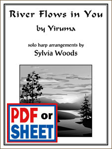 River Flows in You by Yiruma arranged by Sylvia Woods