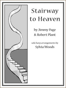 Stairway to Heaven sheet music by Sylvia Woods