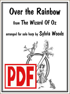 Over the Rainbow by Sylvia Woods PDF Download