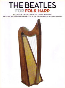The Beatles for Folk (Lap) Harp Book by Maeve Gilchrist