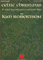 Celtic Christmas book by Kim Robertson