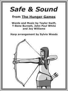Safe & Sound sheet music from The Hunger Games by Sylvia Woods