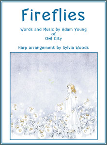 Fireflies sheet music arranged by Sylvia Woods
