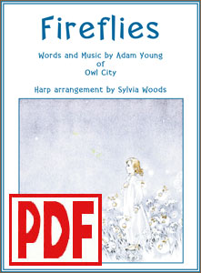 Fireflies arranged by Sylvia Woods PDF Download