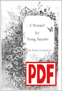 Bouquet for Young Harpists by Bonnie Goodrich PDF Download