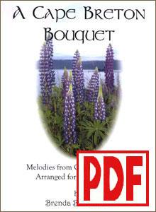 A Cape Breton Bouquet by Brenda Bowen Cox PDF Download