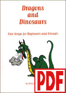 Dragons and Dinosaurs by Reba Lunsford PDF Download