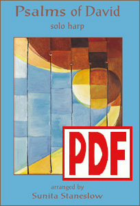 Psalms of David by Sunita Staneslow <span class='red'>PDF Download</span>