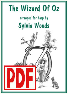 The Wizard of Oz arranged by Sylvia Woods PDF Download