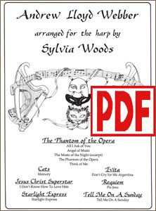Andrew Lloyd Webber arranged by Sylvia Woods PDF Download