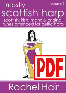 Mostly Scottish Harp #2 by Rachel Hair PDF Download