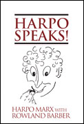 Harpo Speaks! book by Harpo Marx