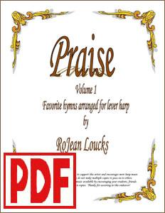 Praise Volume 1 by RoJean Loucks PDF Download