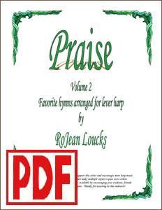 Praise Volume 2 by RoJean Loucks PDF Download