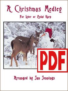 A Christmas Medley by Jan Jennings PDF Download