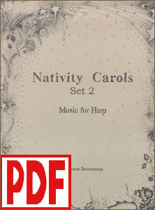 Nativity Carols Set #2 by Barbara Semmann PDF Download