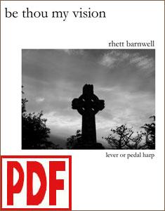 Be Thou My Vision arranged by Rhett Barnwell PDF Download