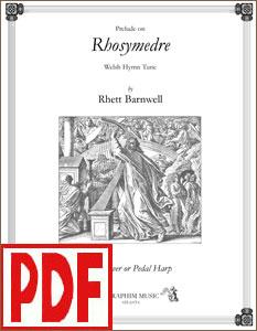 Prelude on Rhosymedre arranged by Rhett Barnwell PDF Download