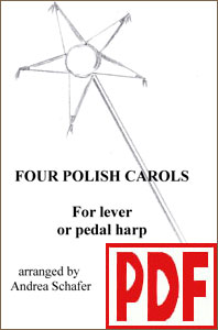 4 Polish Carols by Andrea Schafer PDF Download