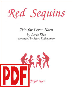 Red Sequins Trio by Joyce Rice PDF Download