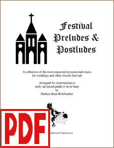 Festival Postludes arranged by Darhon Rees-Rohrbacher PDF Download