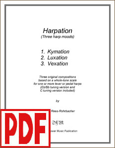 Harpation (Three harp moods) by Darhon Rees-Rohrbacher PDF Download